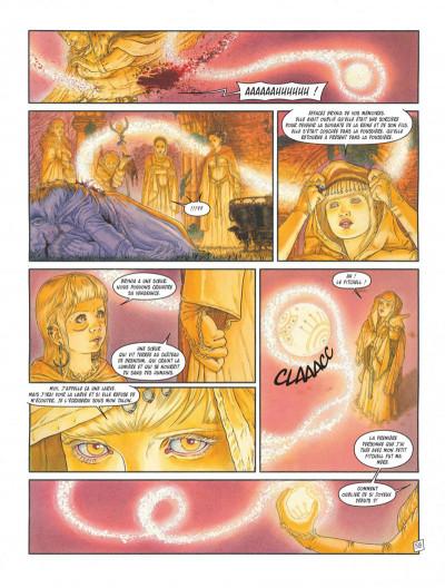 Page 5 Complainte des landes perdues - Cycle les sorcières tome 2 - Inferno + ex-libris offert