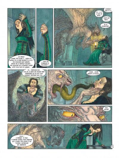 Page 8 Complainte des landes perdues - Cycle les sorcières tome 2 - Inferno + ex-libris offert