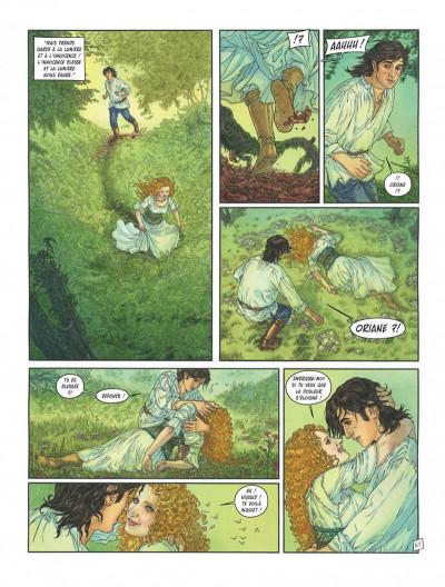 Page 9 Complainte des landes perdues - Cycle les sorcières tome 2 - Inferno + ex-libris offert