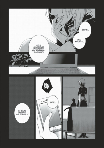 Page 6 Q mysteries tome 4