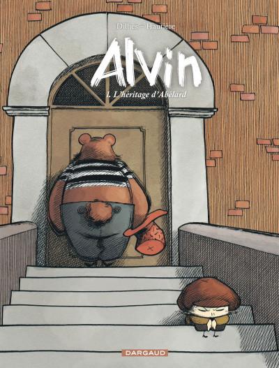 Couverture Alvin tome 1