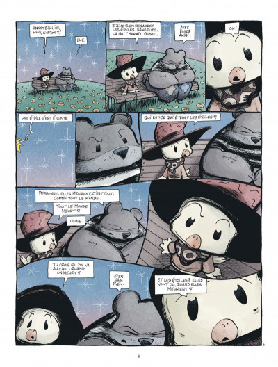 Page 8 Alvin tome 1