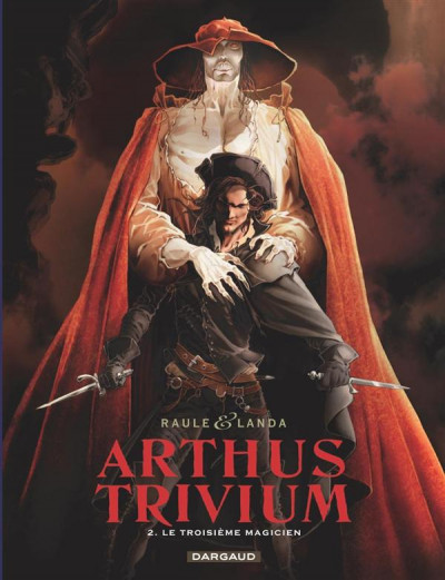 Couverture Arthus Trivium tome 2