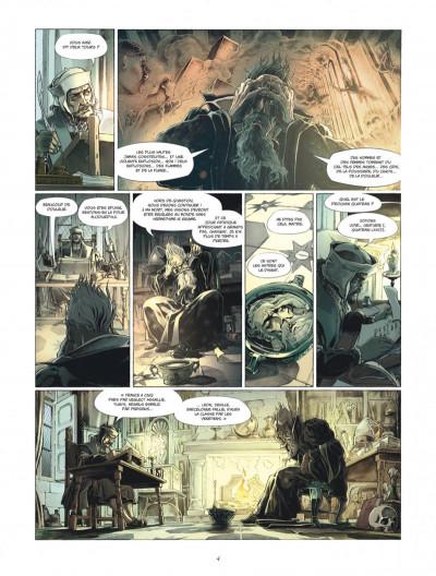 Page 4 Arthus Trivium tome 2