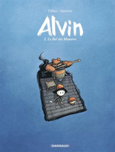 Couverture Alvin tome 2
