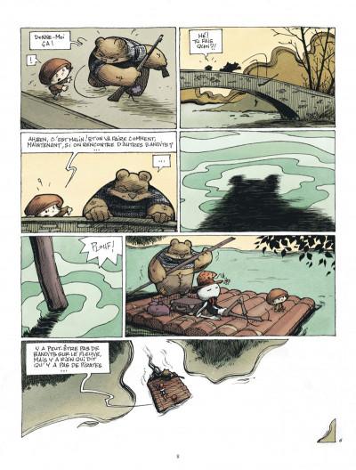 Page 8 Alvin tome 2