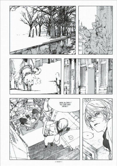 Page 9 Levius tome 1