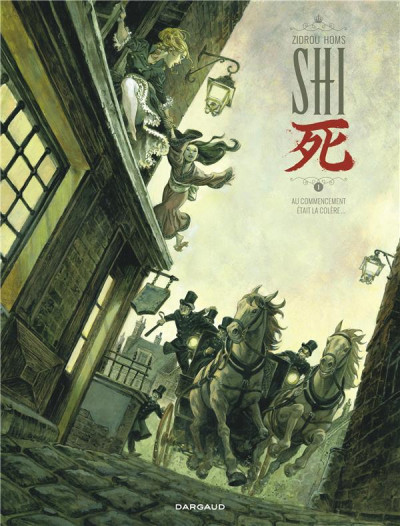 Couverture Shi tome 1