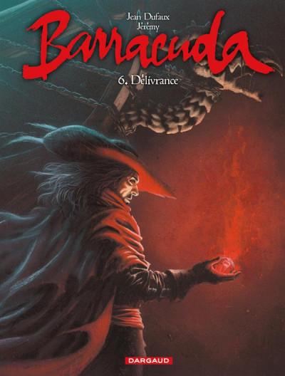 Couverture Barracuda tome 6