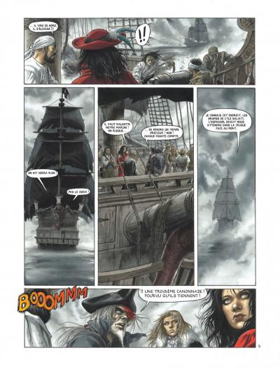 Page 9 Barracuda tome 6