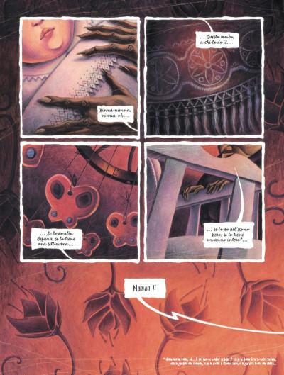 Page 2 Le coeur de L'ombre