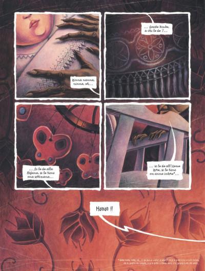 Page 7 Le coeur de L'ombre