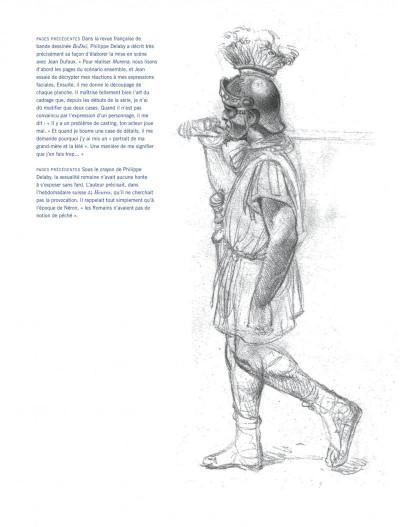 Page 6 Murena - artbook