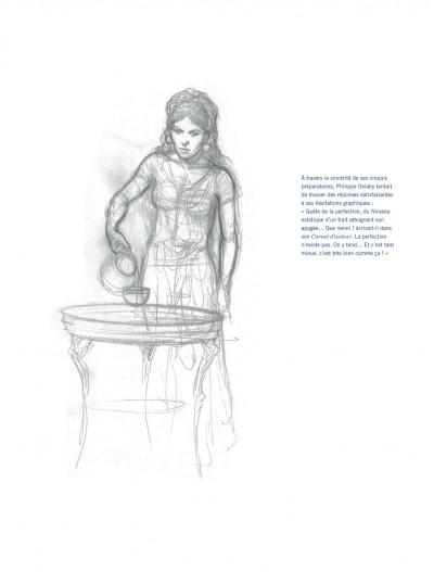 Page 8 Murena - artbook