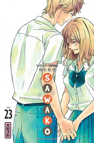 Couverture Sawako tome 23
