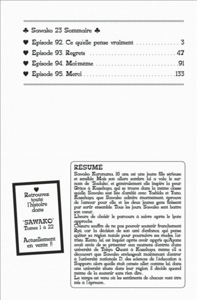 Page 2 Sawako tome 23