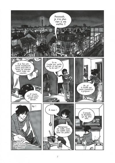 Page 3 Entre ici et ailleurs