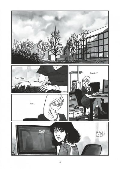 Page 6 Entre ici et ailleurs