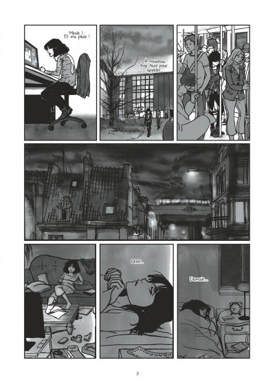 Page 9 Entre ici et ailleurs