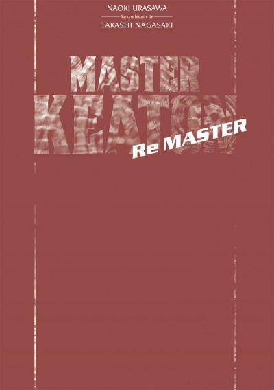 Page 1 Master Keaton remaster