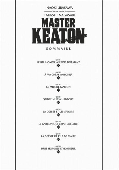 Page 2 Master Keaton remaster