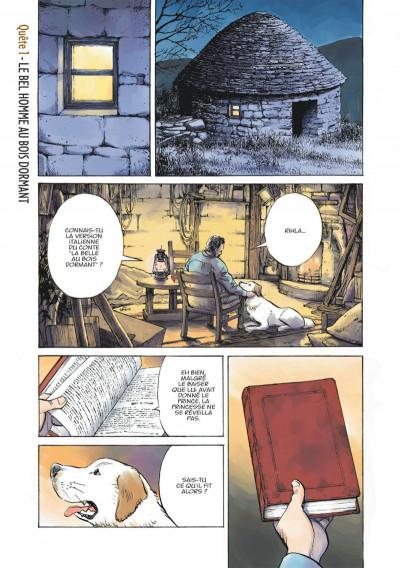 Page 3 Master Keaton remaster