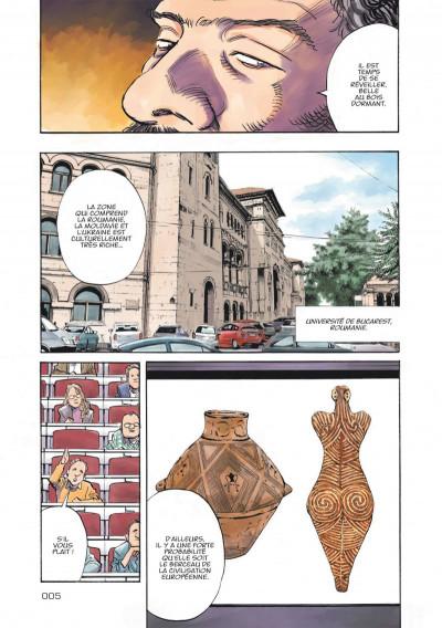 Page 5 Master Keaton remaster