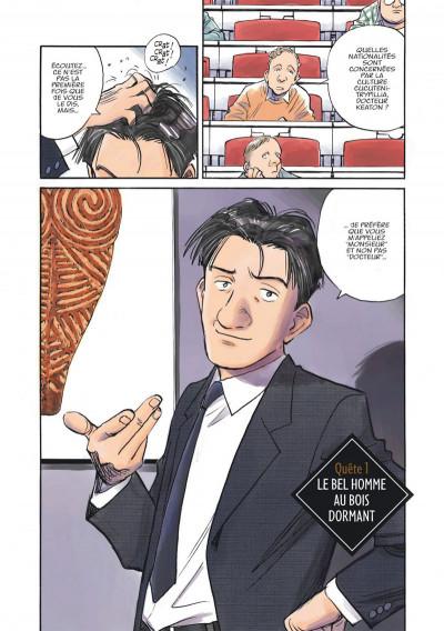Page 6 Master Keaton remaster