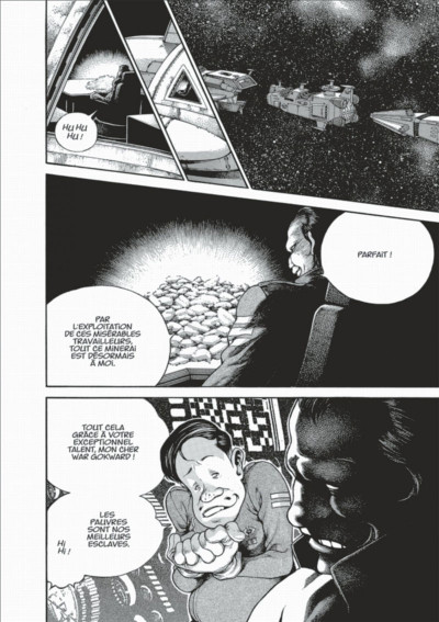 Page 4 Capitaine Albator - Dimension voyage tome 1