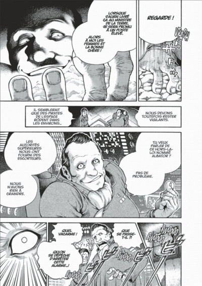 Page 5 Capitaine Albator - Dimension voyage tome 1