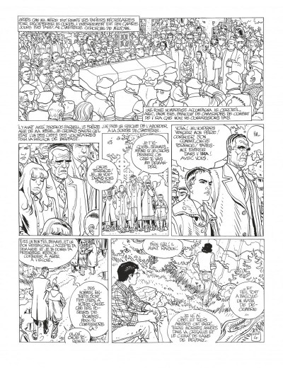 Page 8 XIII tome 18 - Grand format luxe