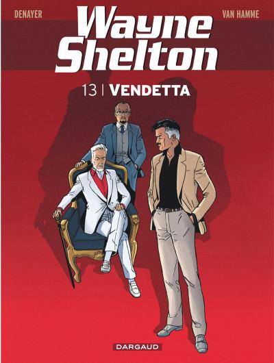 Couverture Wayne Shelton tome 13