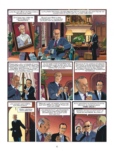 Page 6 Wayne Shelton tome 13