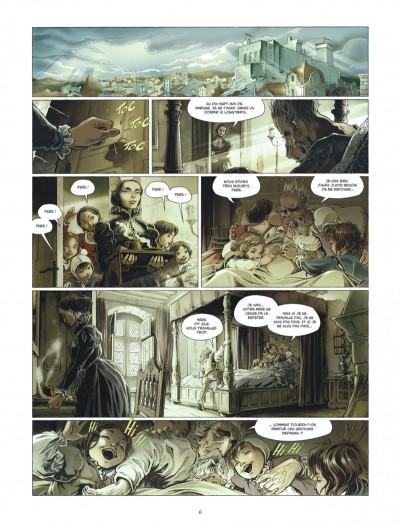 Page 6 Arthus Trivium tome 1