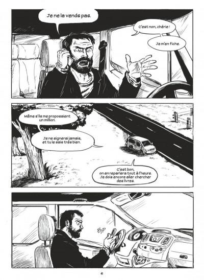 Page 6 Le retour de la bondrée