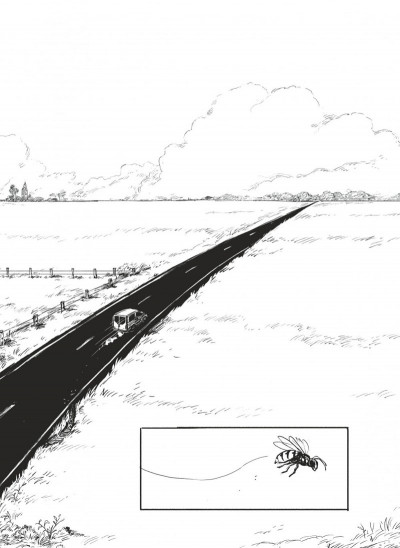 Page 8 Le retour de la bondrée