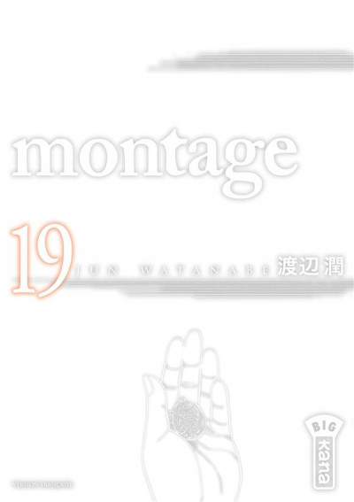 Couverture Montage tome 19