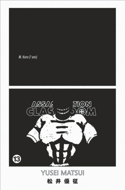Page 3 Assassination classroom tome 13