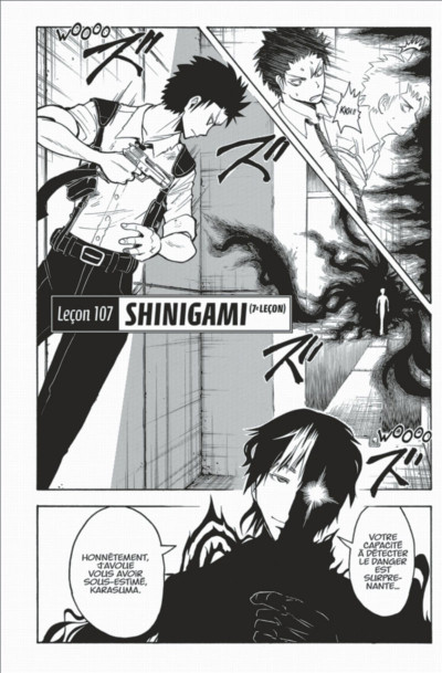 Page 8 Assassination classroom tome 13
