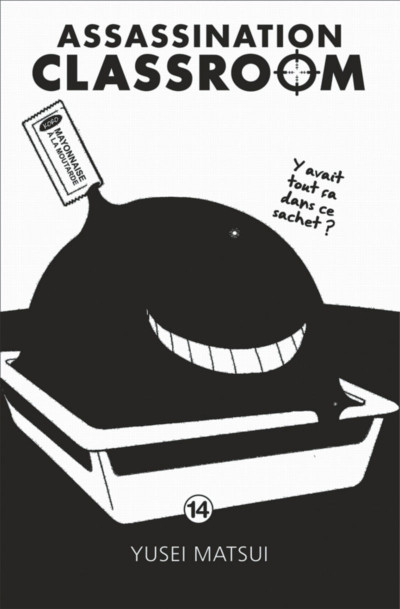 Page 3 Assassination classroom tome 14