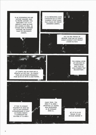 Page 4 Une vie chinoise - intégrale