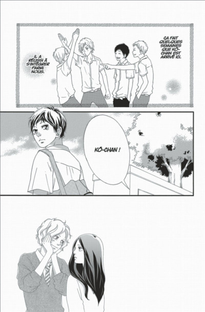 Page 5 Blue spring ride tome 12