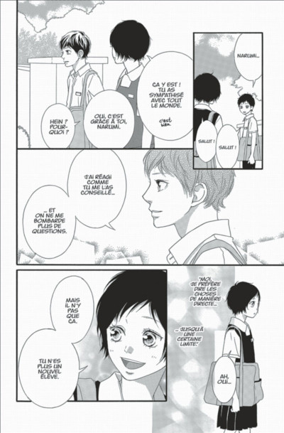 Page 6 Blue spring ride tome 12