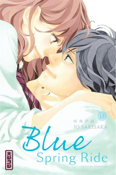 Couverture Blue spring ride tome 13
