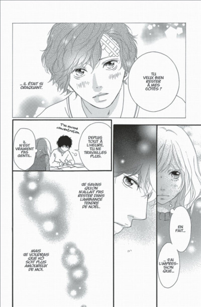 Page 8 Blue spring ride tome 13