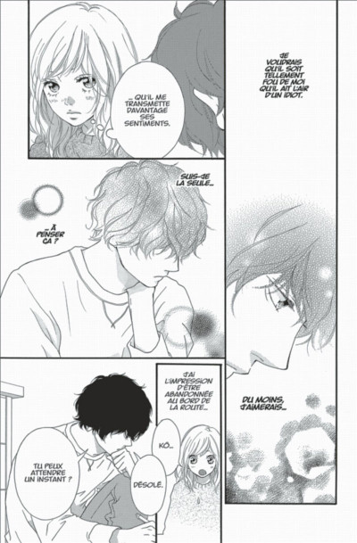 Page 9 Blue spring ride tome 13