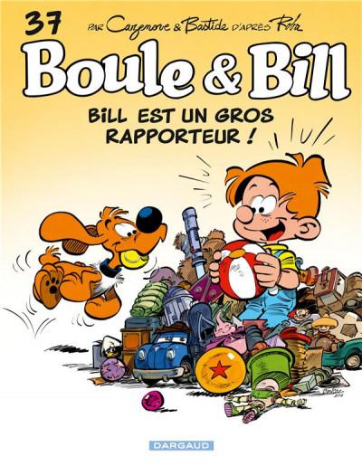 Couverture Boule et Bill tome 37