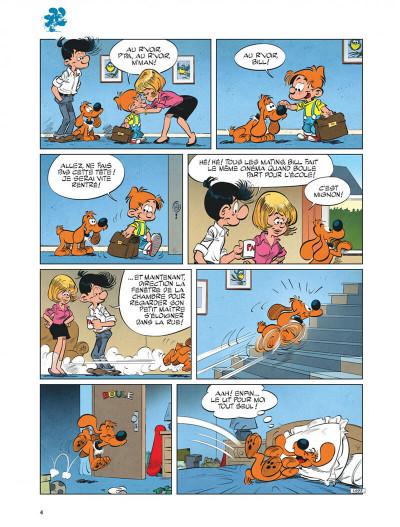 Page 4 Boule et Bill tome 37