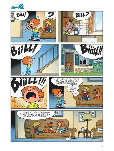Page 7 Boule et Bill tome 37