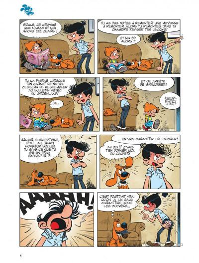 Page 8 Boule et Bill tome 37